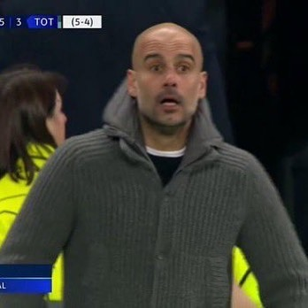 How can anyone not love VAR? Look at this reaction... #football #soccer #fifa #uefa #premierleague #championsleague #mcfc  #mufc #thfc #cfc #afc #lfc #efc #nufc #lufc  #barcelona #realmadrid #acmilan #juventus #messi #ronaldo